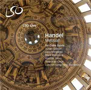 Colin Davis  London Symphony Orchestra - Handel: Messiah (2007) SACD