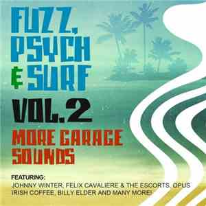 VA - Fuzz, Psych And Surf, Vol. 2: More Garage Sounds (2016)