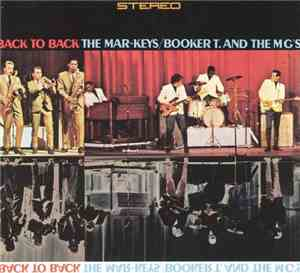 The Mar-Keys  Booker T. And The MGs - Back To Back (1967) Remastered 1991