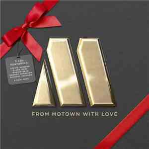 VA - From Motown With Love 3CD Box Set (2015)