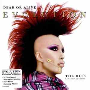 Dead Or Alive - Evolution: The Hits 2CD Limited Edition (2003)