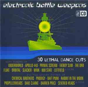VA - Electronic Battle Weapons 2CD (1998)