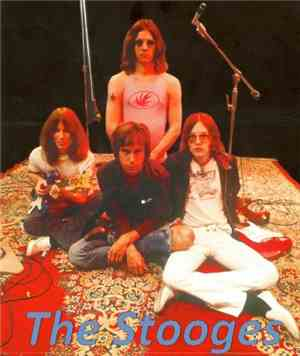 The Stooges (Iggy  The Stooges) - Albums Collection (1969–2013)