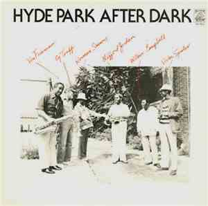 Clifford JordanVon Freeman - Hyde Park After Dark (1983)