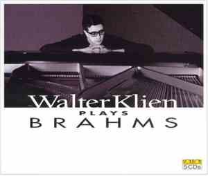 Walter Klien - Plays Brahms (2004)