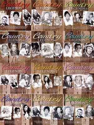 VA - Country Legends (12 CD Box-Set)