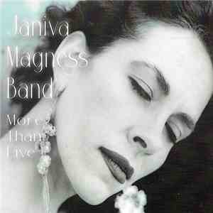 Janiva Magness - More Than Live (1992)