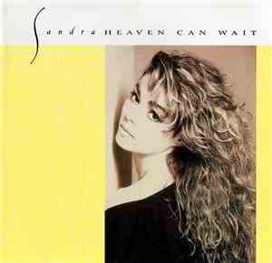 Sandra - Heaven Can Wait (CD, Maxi-Single) (1988)