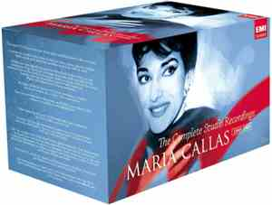 Maria Callas - The Complete Studio Recordings 70CD Box Set, 1949-1969 (2007 ...