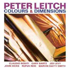 Peter Leitch ‎– Colours  Dimensions (1995)