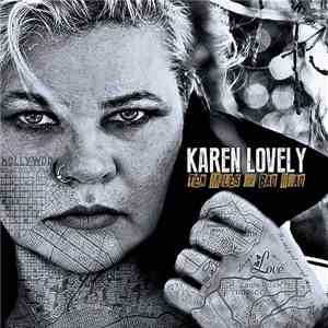 Karen Lovely - Ten Miles of Bad Road (2015) Lossless