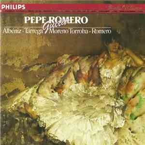Pepe Romero - Works For Guitar (1986)