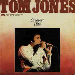 Tom Jones - Greatest Hits LP (1977)
