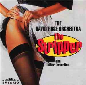 The David Rose Orchestra - The Stripper and Other Favourites (1994)