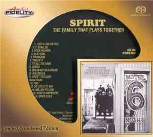 Spirit - The Family That Plays Together (1968) 2017 SACD