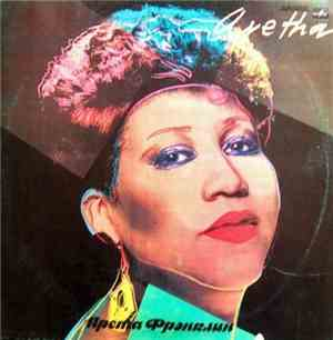 Aretha Franklin – Aretha (1986) LP