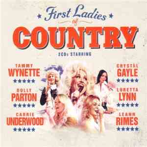 VA - First Ladies Of Country (2CD, 2015)