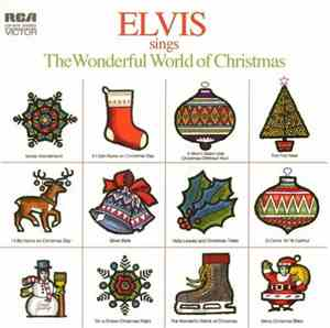 Elvis Presley - Elvis Sings The Wonderful World Of Christmas (2011) 2 CD