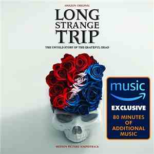 Grateful Dead - Long Strange Trip Soundtrack (Amazon Exclusive) 3CD (2017)