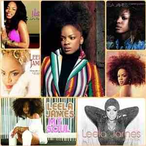 Leela James - Discography (2005-2014) lossless