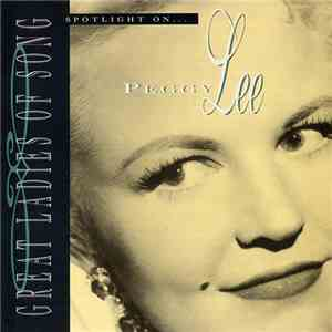 Peggy Lee - Spotlight On... Peggy Lee (1995)