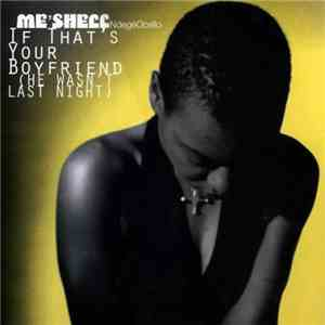 MeShell NdegeOcello - If Thats Your Boyfriend (He Wasnt Last Night) (1993)