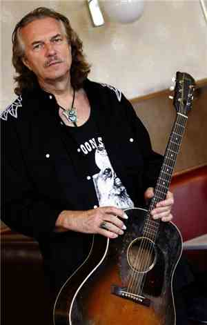 Hans Theessink - Discography 21 Albums (1970-2015)