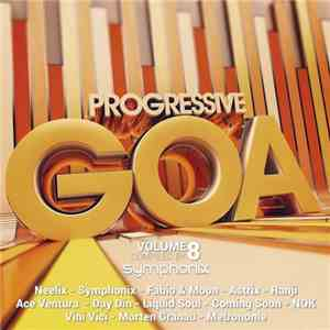 VA - Progressive Goa Vol.8