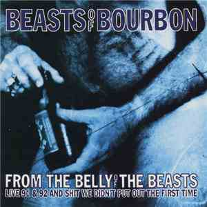 Beasts Of Bourbon - From The Belly Of The Beasts 2CD (1993)