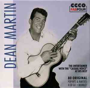 Dean Martin - 80 Original Pop-Hits  Rarities: The Entertainer With The Casu ...